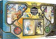 Batalha de Liga Pokémon Pikachu e Zekrom & Charizard e Resh