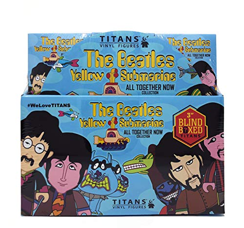 Titan Merchandise The Beatles TITANS: Yellow Submarine: The 'All Together Now' Collection CDU 3