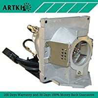 5J.J2D05.001 Replacement Lamp with Housing for Projector Benq SP920P ( By Artki)
