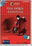 Una valigia misteriosa: Lernkrimi Hörbuch Italienisch - Niveau A2 (Compact Lernkrimi Hörbuch)