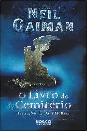 O livro do cemitério | Amazon.com.br