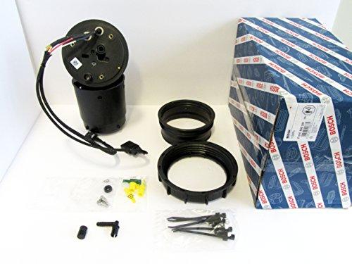 Bosch F01C600241 Diesel Exhaust Fluid (DEF) Heater Bosch Denox Heating Pot by Bosch