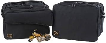 Made4bikers Innentaschen Mit Abnehmbarer Außentasche Passend Für Bmw R1200gs R1200 Gs Koffer Auto