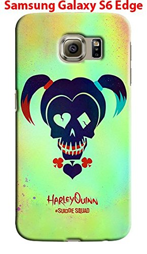 Suicide Squad for Samsung Galaxy S6 Edge Hard Case Cover (sui4)]()