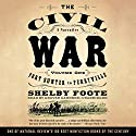 The Civil War: A Narrative, Volume I, Fort Sumter to Perryville Hörbuch von Shelby Foote, Ken Burns - introduction Gesprochen von: Grover Gardner