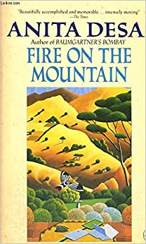 Book Fire on the Mountain (King Penguin)
