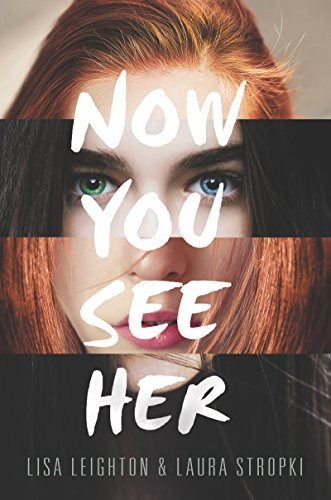Book Cover: Now You See Her