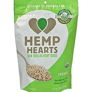 Pack of 6 x Manitoba Harvest Certified Organic Hem...