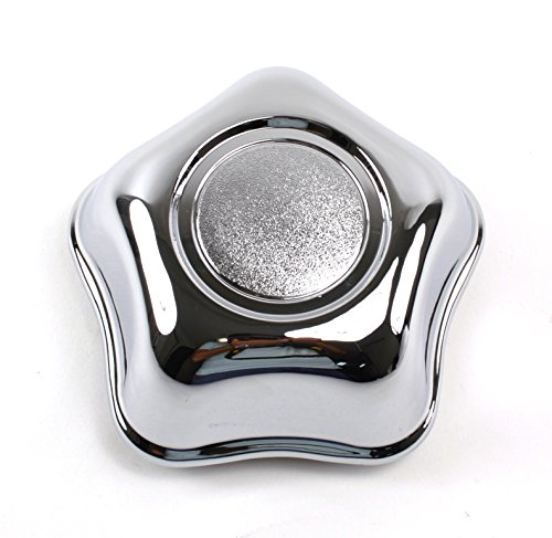 - BB Auto NEW Chrome Wheel Center Cap Cover Replacement for 1995-2001 Ford Explorer - 1995-1998 Ford Ranger