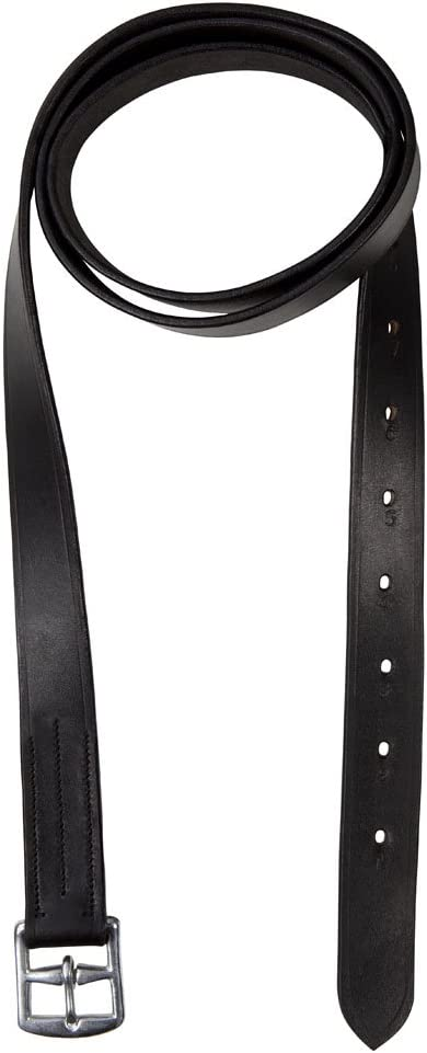 PFIFF Stirrup Straps Leather