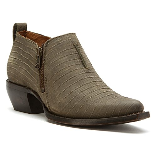 Ladies Moto Boots - 5