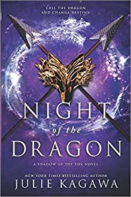 Night of the Dragon (Shadow of the Fox Book 3) (English Edition)