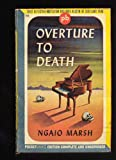 Overture to Death, Ngaio Marsh, 0515076066
