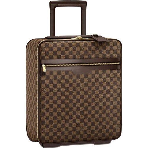 d2e3f5f03 Amazon.com : Louis Vuitton Pegase 45 N23293 : Cosmetic Tote Bags : Beauty