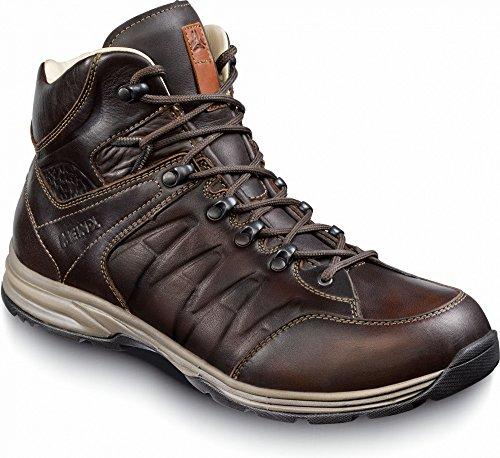 Identity 46 Schuhe 2 3 Men Calabria dunkelbraun Meindl ZnzWpOCxx