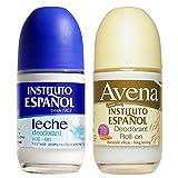 Instituto Espanol 24 Hour Avena Deodorant Roll On
