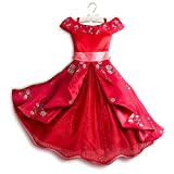 Disney Elena of Avalor Deluxe Costume for Kids Size 7/8 Red