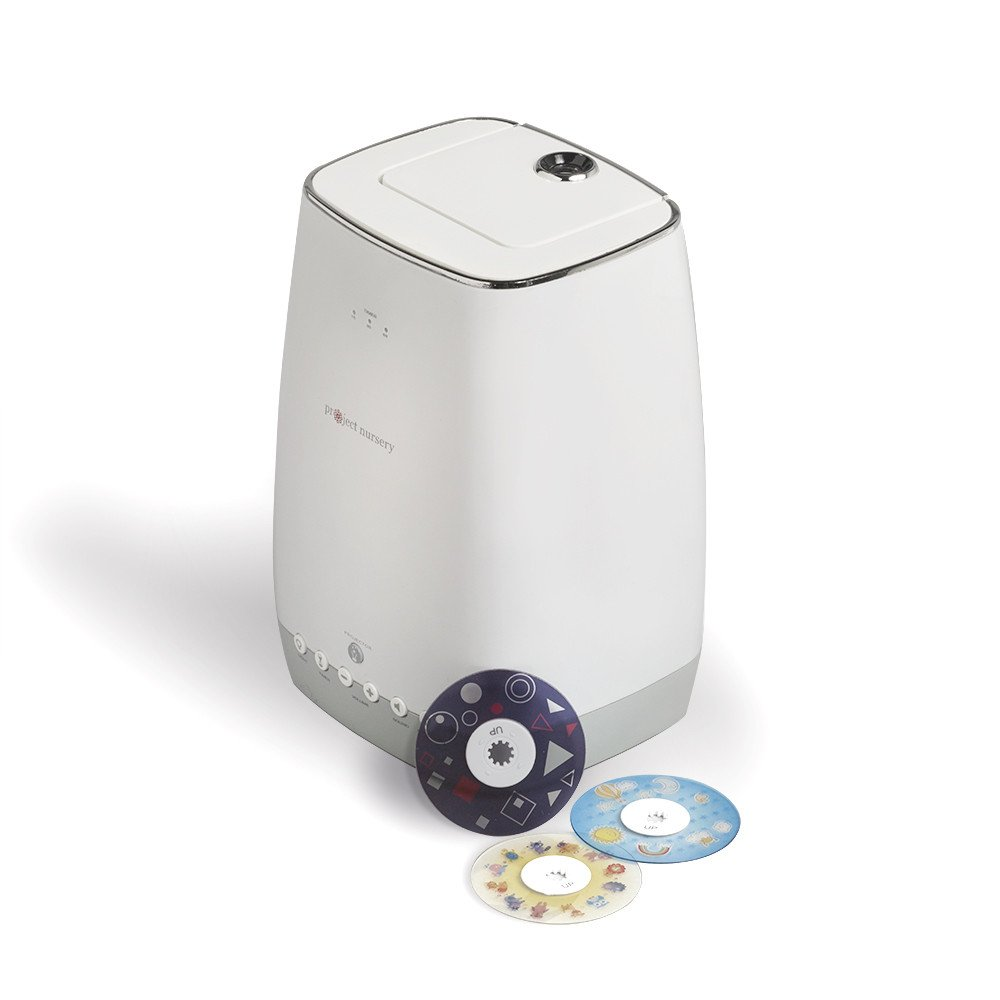 Amazon.com : Project Nursery Sight \u0026 Sound Sleep Soother Projector ...