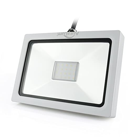 90 opinioni per Auralum® Ultraslim 30W 230V IP65 Impermeabile LED Faretti Proiettori Proiettore