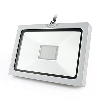 ... para Iluminación Exterior y Interior Impermeable IP65 Bajo Consumo de Energía y Alto Brillo Larga Vida (Blanco Frío 6000-6500K): Amazon.es: Hogar