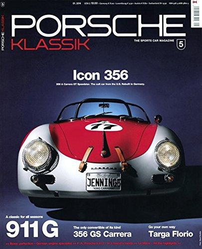 Car And Driver Magazine - Porsche Klassik Nr. 5: The Sports Car Magazine