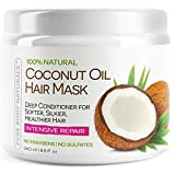 Best IT'S A 10 Hair Treatment For Damaged Hairs - Pure Body Naturals Sulfate-Free Organic Coconut Oil Hair Review
