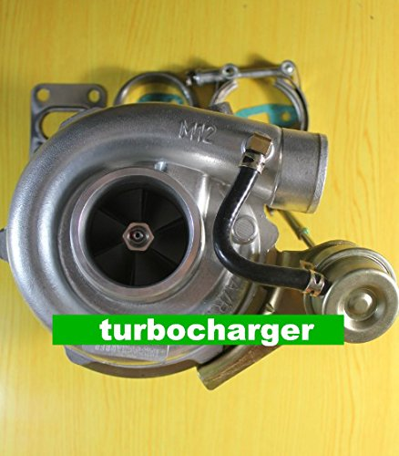 GOWE turbocharger for KKR560 T560 Nissan Silvia RB25 RB25DET 2.5-4.0L T3 A/R 50 turbine TBP4 A/R .70 TURBO TURBOCHARGER 500HP water cool V band clamp