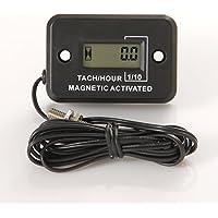 Runleader RL-HM012C Medidor de horas inductivo con tacómetro