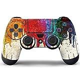 Pandaren controller skin sticker faceplates for PS4 controller x 1(Paints)