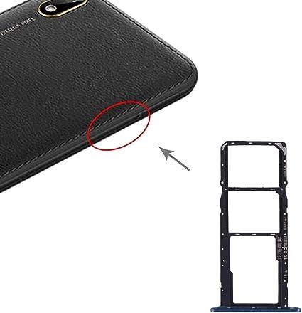 Repuestos para Smartphone Bandeja de Tarjeta SIM + Bandeja de Tarjeta SIM + Bandeja de Tarjeta Micro SD for Huawei Y5 (2019) (Negro) Flex Cable (Color : Green): Amazon.es: Electrónica