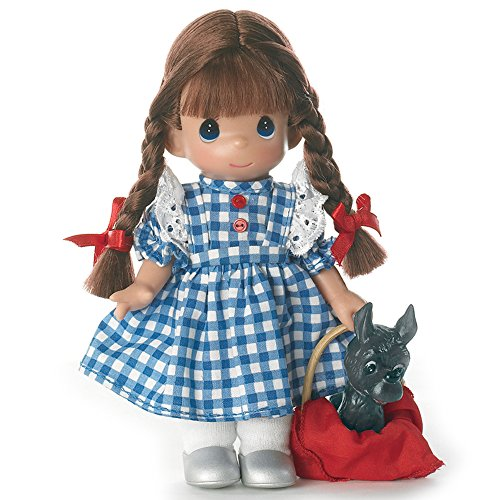 The Doll Maker Precious Moments Dolls, Linda Rick, Dorothy, Home is Where The Heart is, Wizard of Oz, 7 inch Doll -