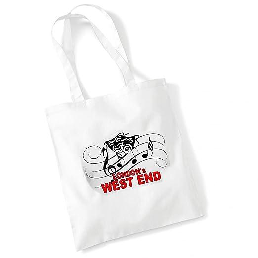 Bolsa de regalo London West End Se puede personalizar. Día ...