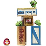 Angry Birds - Vinyl Knockout Playset
