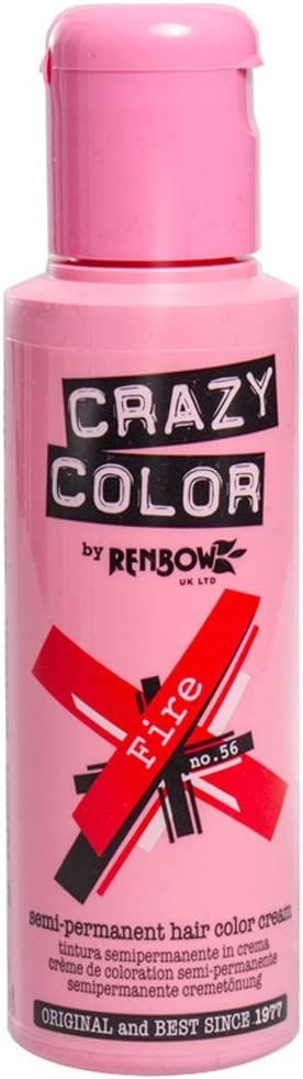 2 x Crazy Color Fire 56
