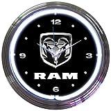 Cheap Neonetics RAM Neon Wall Clock, 15-Inch