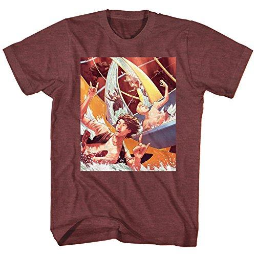 American Bill Tee Et Pour Drôle Comédie Classics Homme Toboggan Film Ted shirt amp; r41frqw