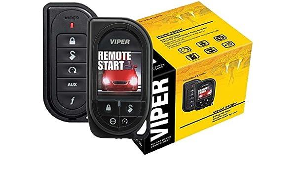 Viper 5906 V color mando a distancia Start y seguridad: Amazon.es: Electrónica