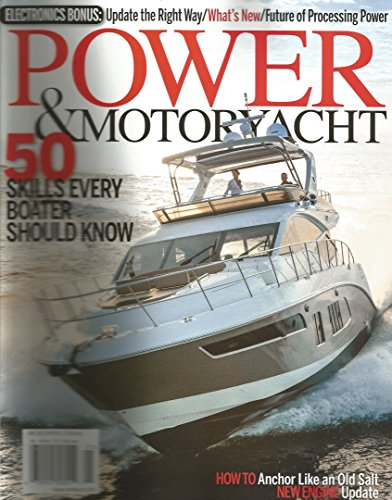 Power & Motor Yacht Magazine (May 2015)