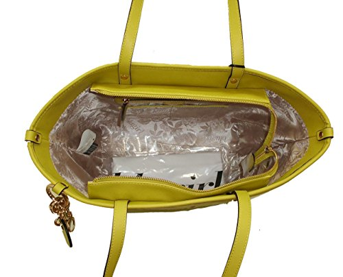 Borsa SHOPPING due manici BLUGIRL by blumarine BG 929002 women bag GIALLO