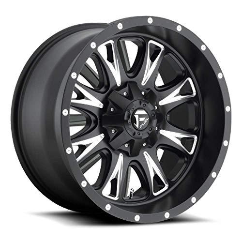 8 lug fuel throttle wheels - 5