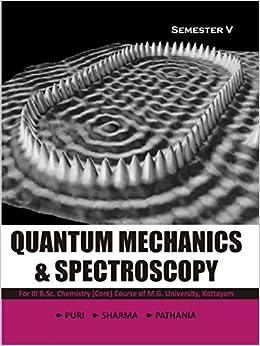 Amazon buy quantum mechanics and spectroscopy book online at amazon buy quantum mechanics and spectroscopy book online at low prices in india quantum mechanics and spectroscopy reviews ratings fandeluxe Images