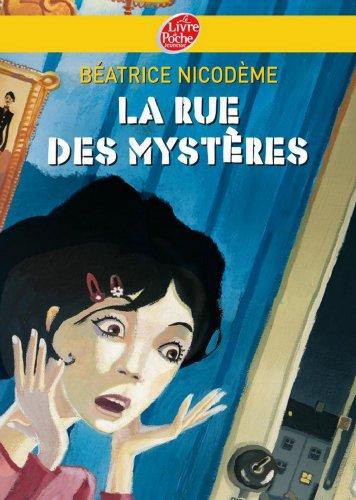 Amazon Com La Rue Des Mysteres Policier French Edition