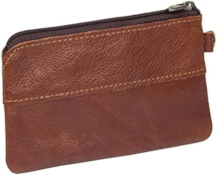 1c9f587249a8 Wallet for Men Fmeida Leather Coin Purse Slim Change Card Holder ...
