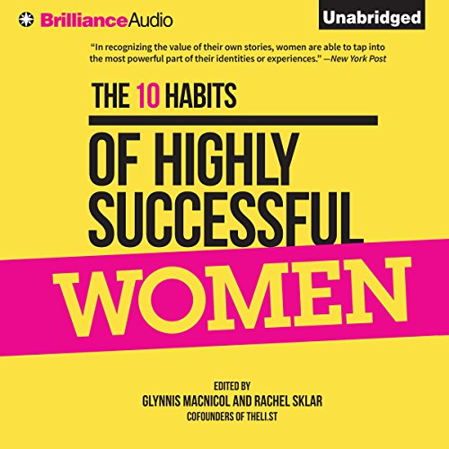 The 10 Habits of Highly Successful Women by Brilliance Audio
