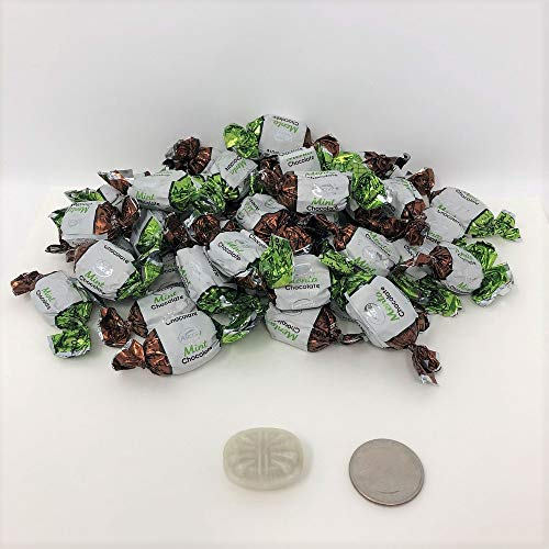 Arcor Chocolate Filled Mints Candies 6 Lb Bag - RoyalCandy ()