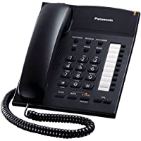 Panasonic KX-TS840B Single Line Speakerphone BLACK