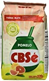 Best Argentina Mates - Yerba Mate CBSe Grapefruit Flavor, 1.1 lbs, from Review