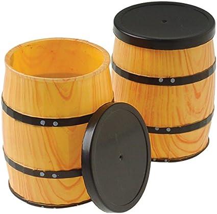 Amazon.com: US Toy Group Llc Western Botín barril: Toys & Games