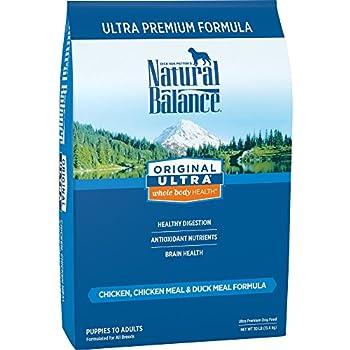 Amazon Com Natural Balance Dry Dog Food Grain Free