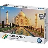 Quebra-cabeca Cartonado Taj Mahal Pais E Filhos